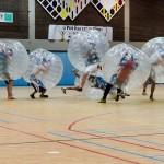 Bubble football (ou soccer football). La variante la plus délirante jamais imaginée