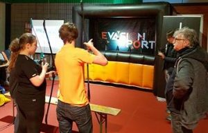 Hoverball Safe Archery